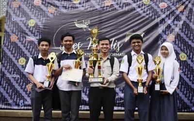 Multimedia SMK Negeri 4 Garut Kembali Mendapatkan Juara Umum Lomba Multi Media Competion (MMC)