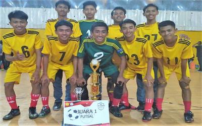 Imapora Sport Competition Juara I