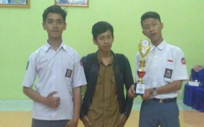 Juara II Lomba FLS2N Tingkat Kabupaten Kategori Film Pendek